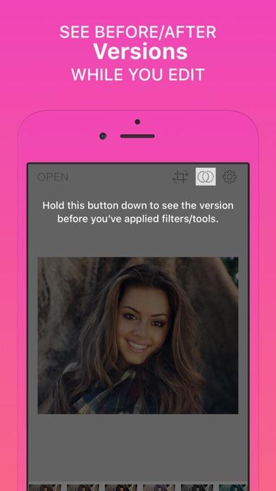Beauty Filter: Retouch Selfie screenshot four
