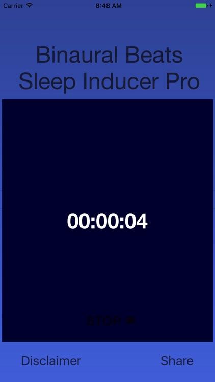 Binaural Sleep Inducer Pro