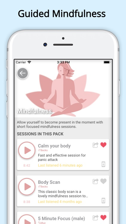Clarity: Mindful Meditations by CuriousFu LTD