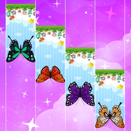 Butterfly Piano Tiles 2019