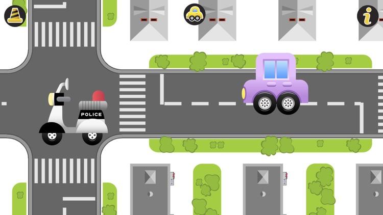 Toy Cars Play Mat screenshot-0