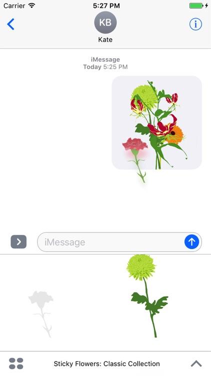 Sticky Flowers: Classic Set
