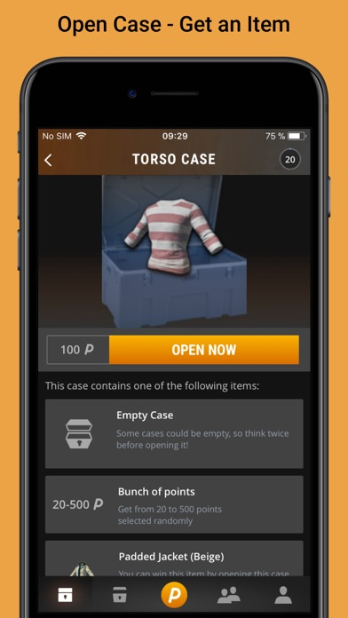 PUBGY - Cases, Items & Skins by Many People, Inc  (iOS, United