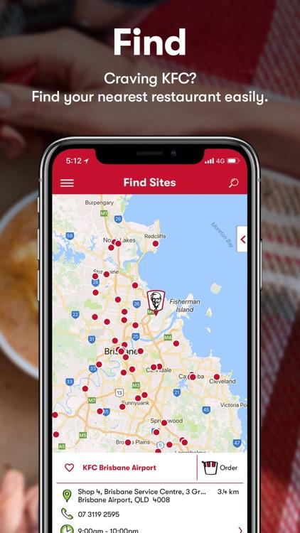 KFC - Order On The Go screenshot-3