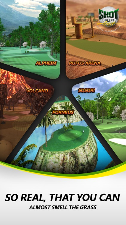 Shotonline Golf:WC screenshot-2