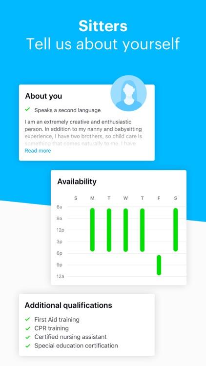 Sittercity: Find Child Care screenshot-5