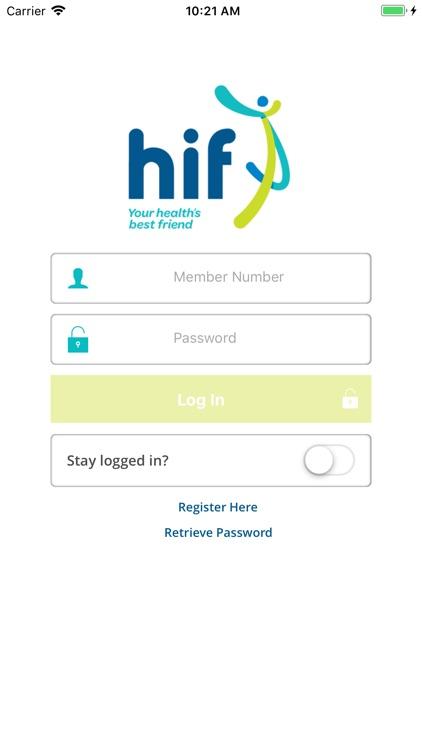 health insurance fund of australia  HIF Member App by Health Insurance Fund of Australia Limited (HIF)