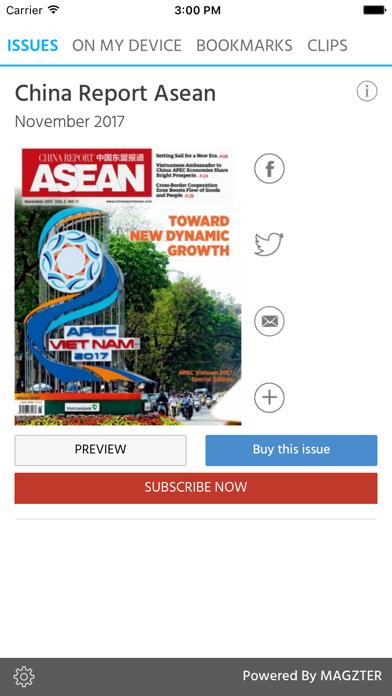 China Report AseanScreenshot of 1