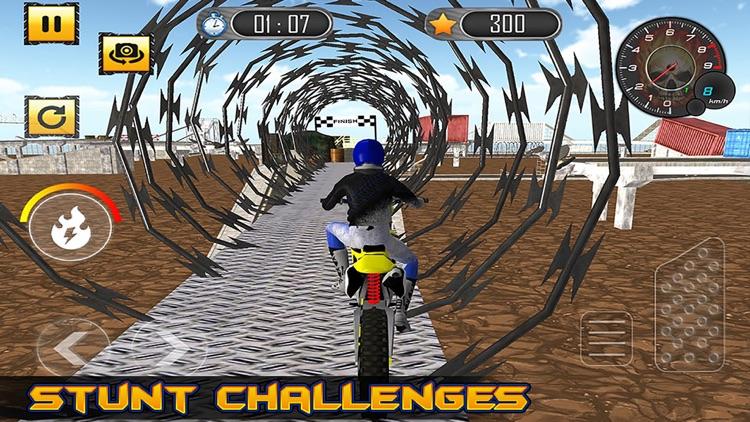 Electrifying Moto Racing Pro screenshot-4