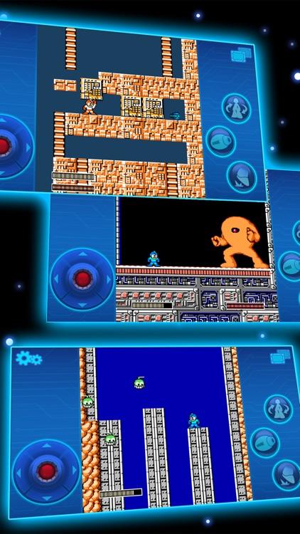 MEGA MAN MOBILE screenshot-3