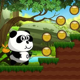 Panda Run - Jungle Adventure