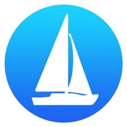 i Sail GPS : NOAA Charts