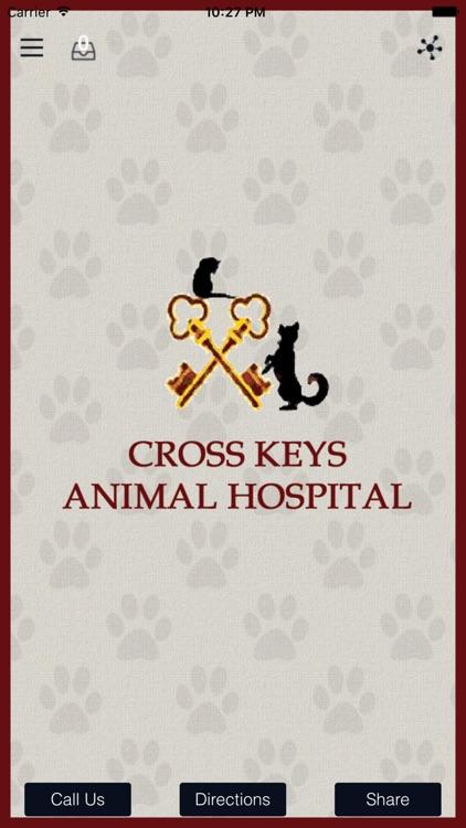 Cross Keys Animal Hospital.
