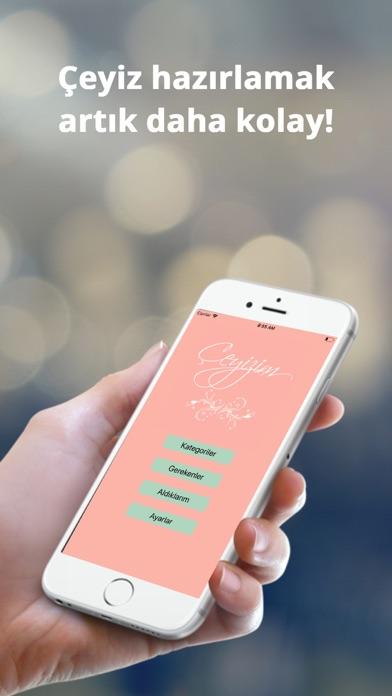 Çeyizim - Çeyiz Hazırlama iphone ekran görüntüleri
