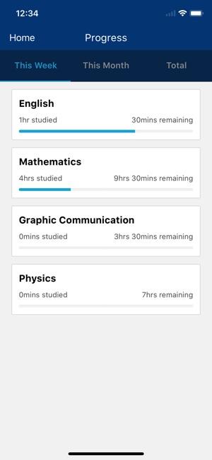 SQA My Study Plan on the App Store