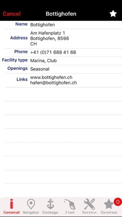 Thunersee - Brienzersee CartasCaptura de pantalla de2