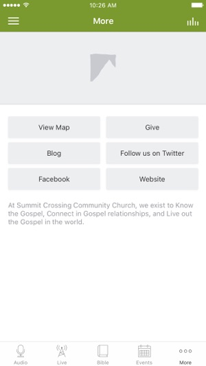 Summit Crossing on the App Store