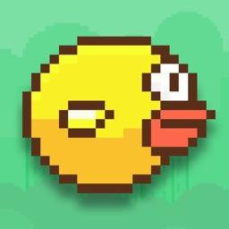 Fatty Wings - Fat Bird Kid of Flappy