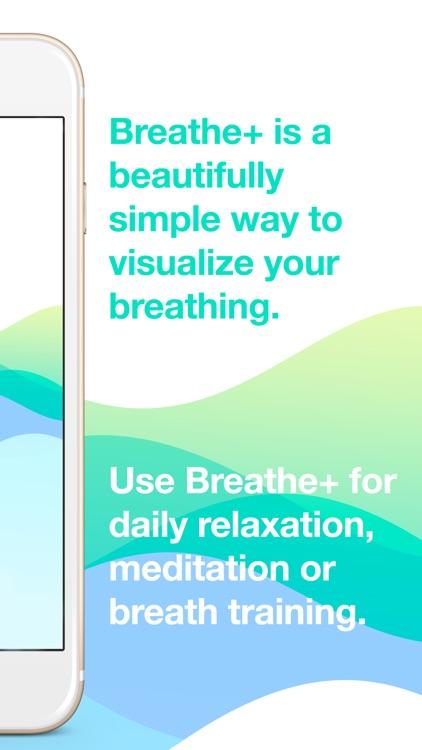 Breathe+ Simple Breath Trainer