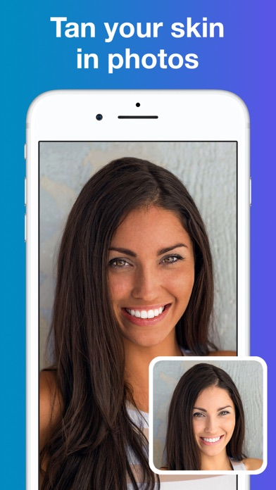 Skin Tanner app image