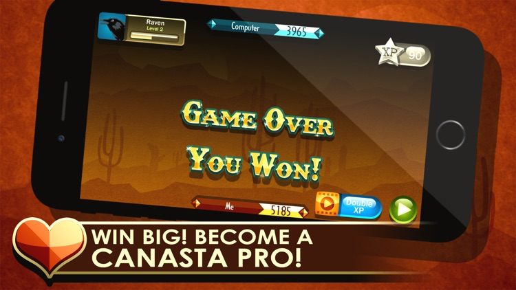 Canasta Royale screenshot-4