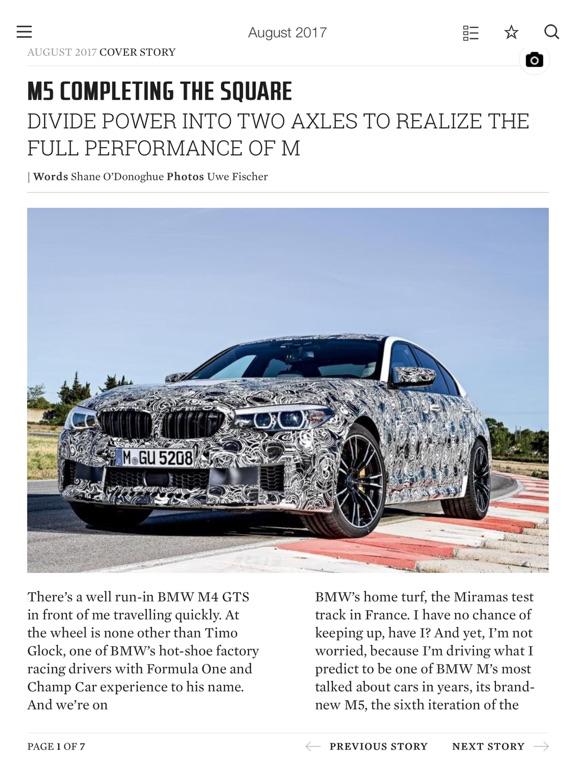 European Car Magazine App Price Drops