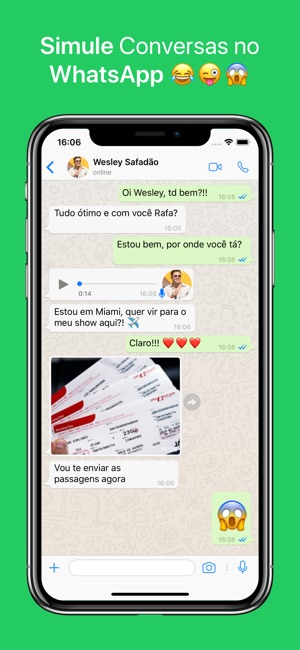 espiar whatsapp en iphone X