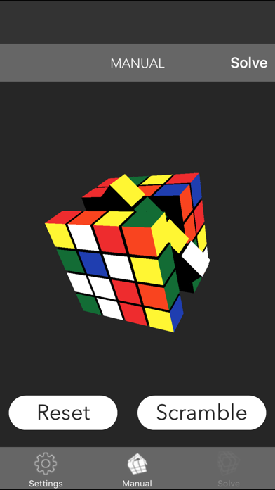 iCube Solver by Andrew McCulloch (iOS, United States