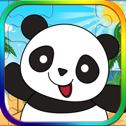 Panda Jigsaw Puzzle Games