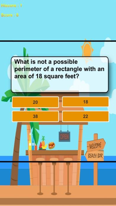 Fast Sandwich With Math Trivia screenshot 4