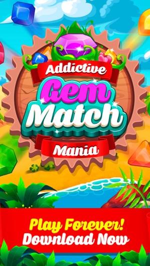 Addictive gem match mania drop on the app store screenshots gumiabroncs Choice Image