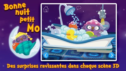 Screenshot #3 pour Bonne nuit petit Mo