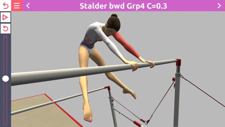 3D Gym Women - FB Curves screenshot-6