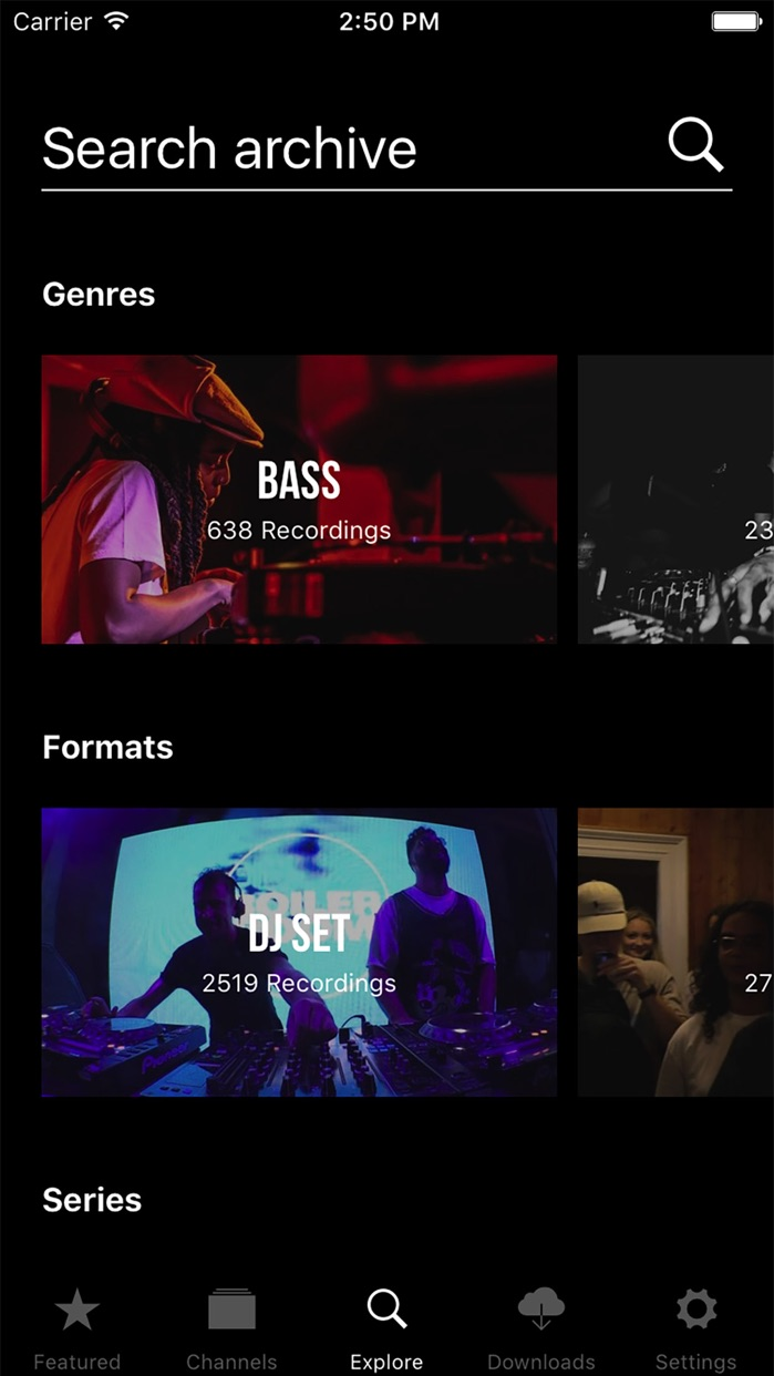 Boiler Room - Broadcasting the underground Screenshot
