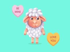 Little Lamb & Sweet Heart