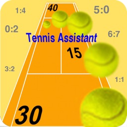 My Visual Tennis Tracker