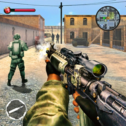 Counter Shooting Attack Game