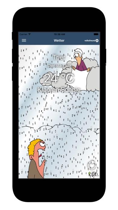 Wetter für Trierer