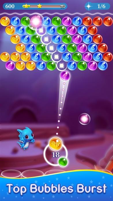 バブルパズル2: 最新で簡単のバブルシューティングゲーム - ストレス 発散 ゲーム紹介画像2