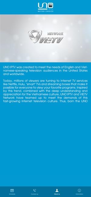 UNO IPTV on the App Store