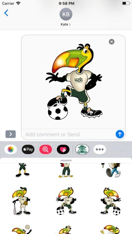 UQRoo Stickers screenshot-4