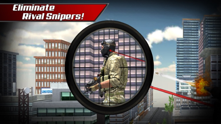 Bravo Sniper Assassin Fury. Commando Shoot to Kill screenshot-3