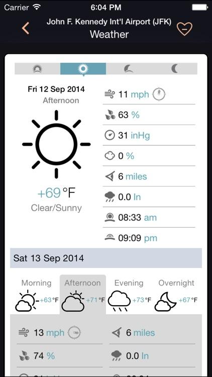 Airline Flight Status Tracking screenshot-4
