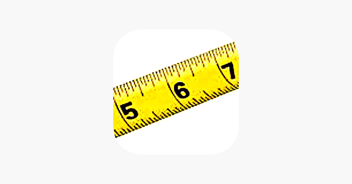 Ruler App Ar Tape Measure On The App Store