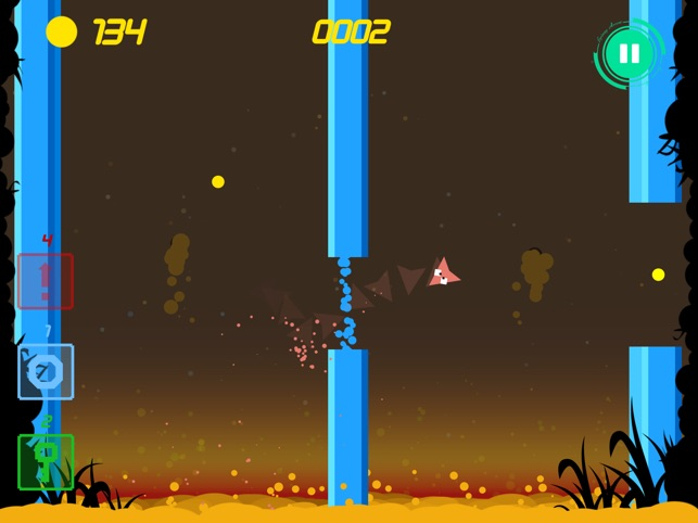 Spinny Arrow Screenshot