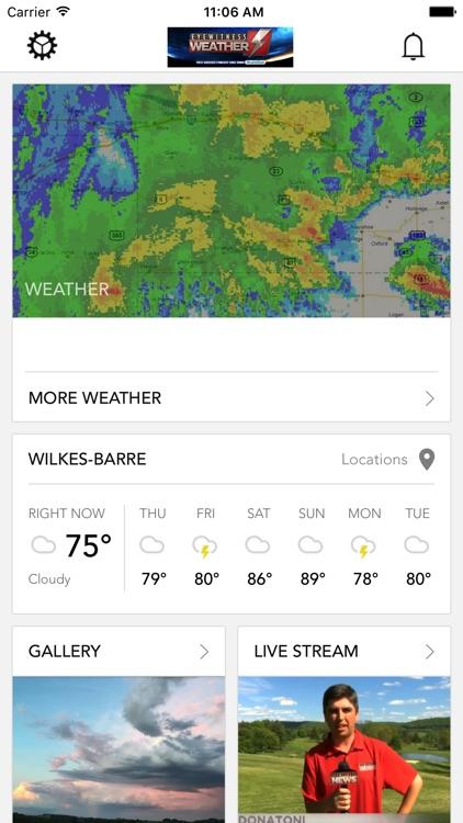 Eyewitness Weather WBRE WYOU