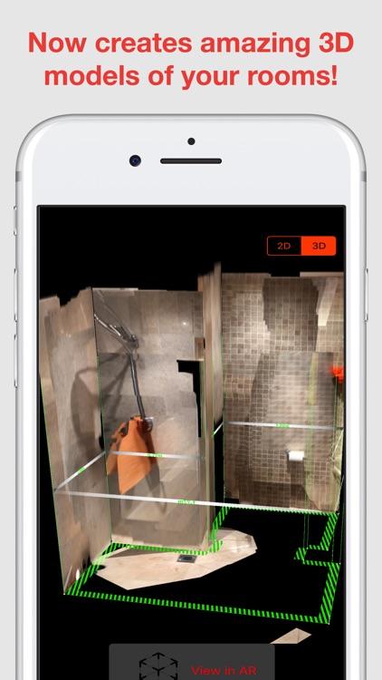 RoomScan Pro screenshot-3