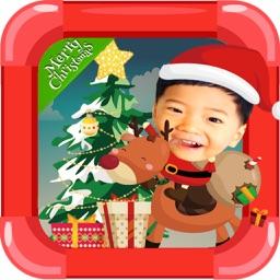 동화히어로 크리스마스트리 만들기편 - 유아게임