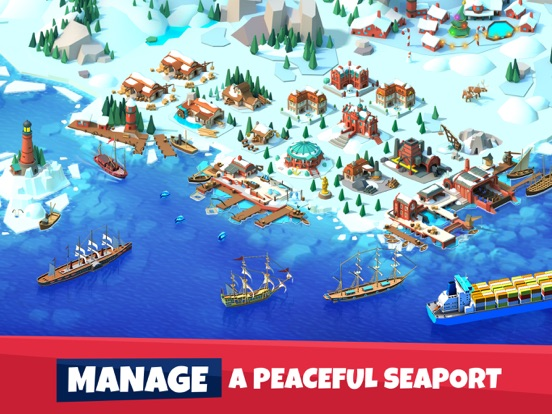 Seaport - History of Ships для iPad