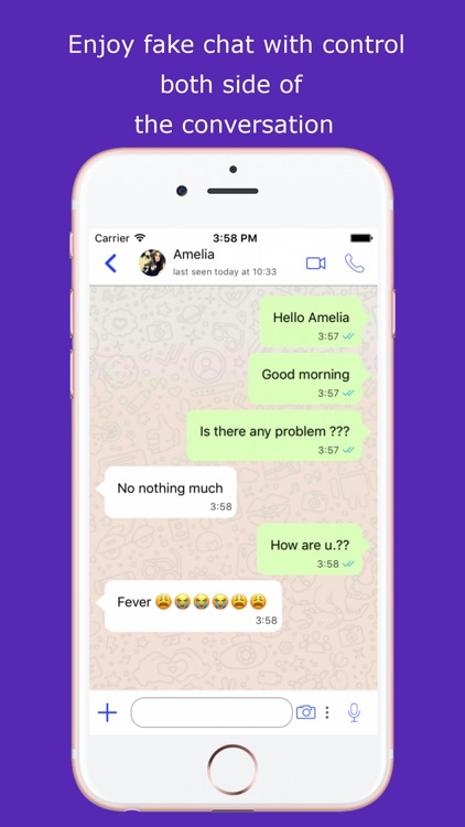 Fake Funny Whats Chat
